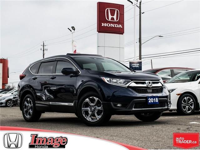 2018 Honda CR-V EX (Stk: 9R111A) in Hamilton - Image 1 of 19
