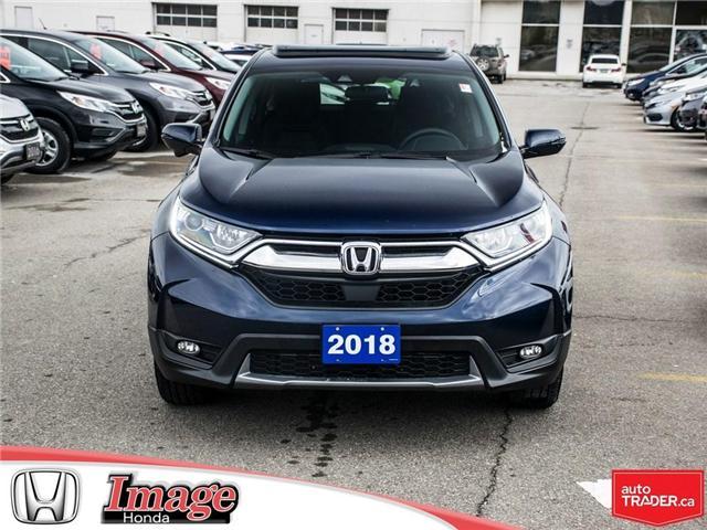 2018 Honda CR-V EX (Stk: 9R111A) in Hamilton - Image 2 of 19