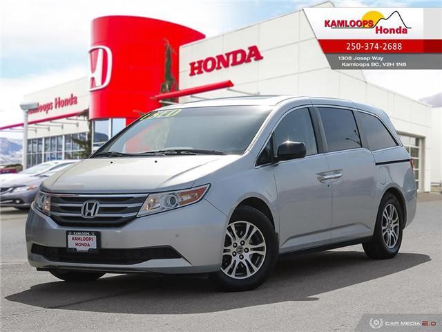 2011 Honda Odyssey EX-L (Stk: 13834A) in Kamloops - Image 1 of 25