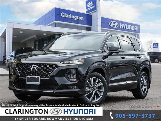 2019 Hyundai Santa Fe Luxury (Stk: 19107) in Clarington - Image 1 of 24