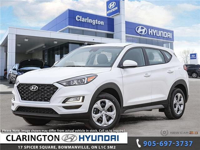 2019 Hyundai Tucson Essential w/Safety Package (Stk: 19103) in Clarington - Image 1 of 24