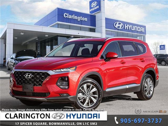 2019 Hyundai Santa Fe Preferred 2.0 (Stk: 19108) in Clarington - Image 1 of 24