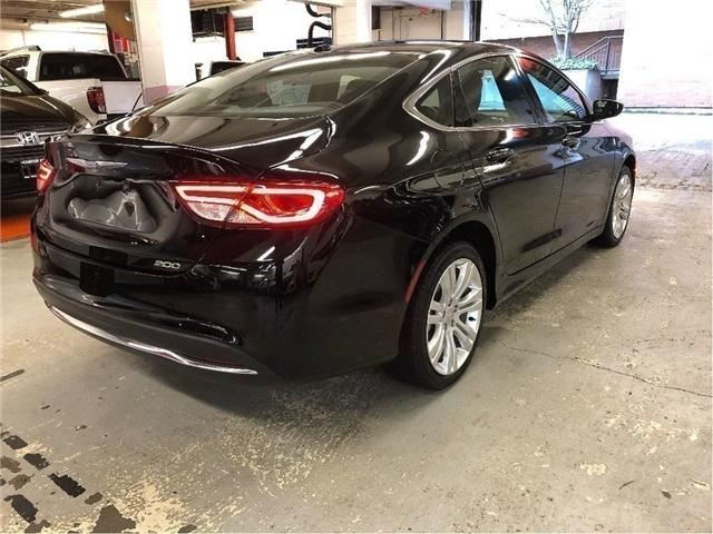 2015 Chrysler 200 Limited (Stk: 6J95612) in Vancouver - Image 10 of 20