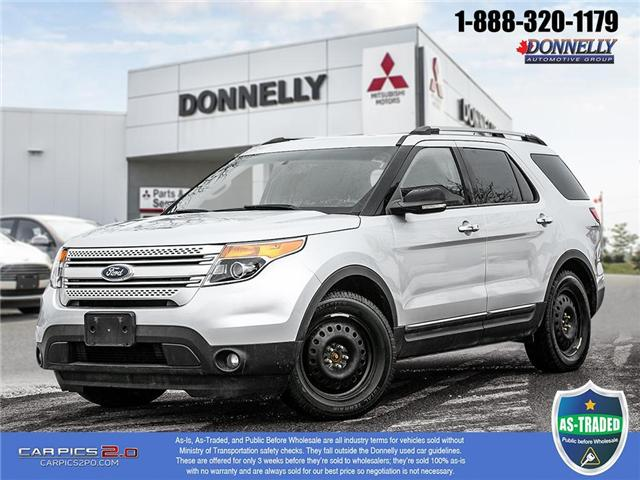 2012 Ford Explorer XLT (Stk: PBWMUR939A) in Kanata - Image 1 of 29