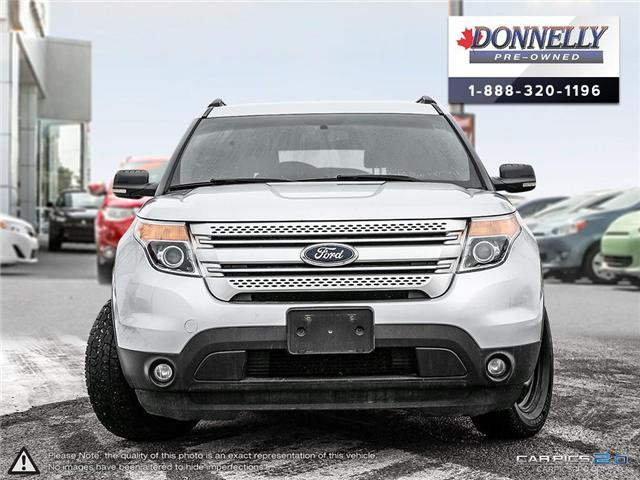 2012 Ford Explorer XLT (Stk: PBWMUR939A) in Kanata - Image 2 of 29