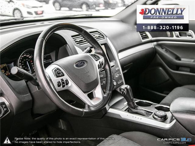 2012 Ford Explorer XLT (Stk: PBWMUR939A) in Kanata - Image 14 of 29