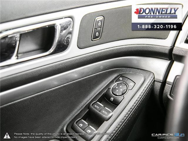2012 Ford Explorer XLT (Stk: PBWMUR939A) in Kanata - Image 18 of 29