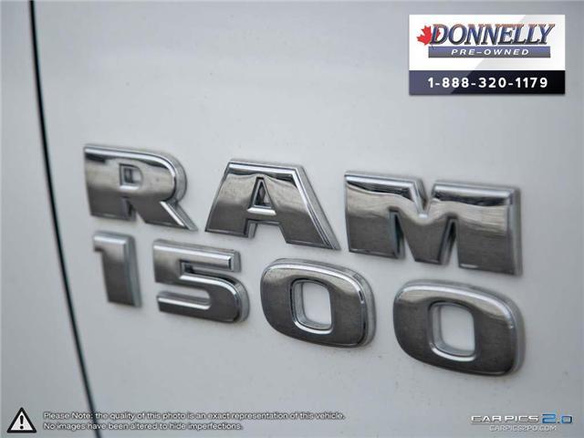 2013 RAM 1500 ST (Stk: PBWKS37A) in Kanata - Image 28 of 28