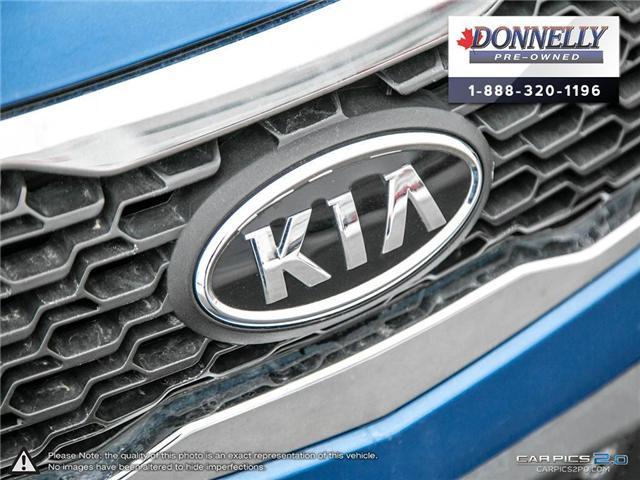 2013 Kia Forte 2.0L EX (Stk: CLMS19A) in Kanata - Image 8 of 28