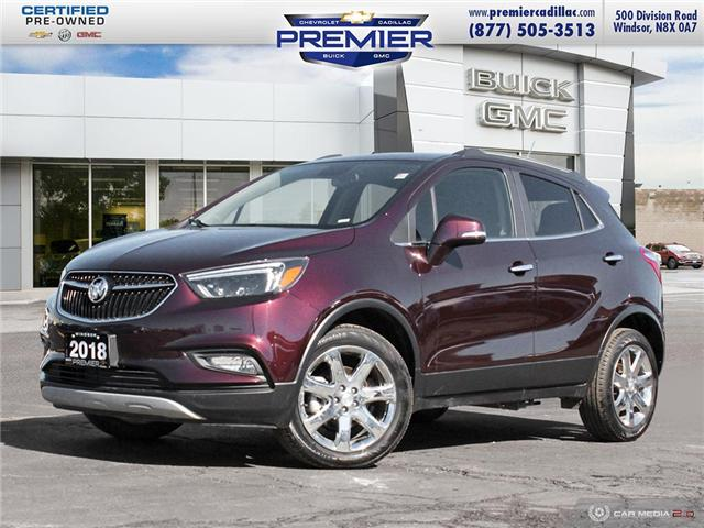 2018 Buick Encore Essence (Stk: P19061) in Windsor - Image 1 of 27