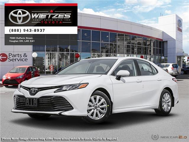 2019 Toyota Camry LE Package (Stk: 68220) in Vaughan - Image 1 of 24