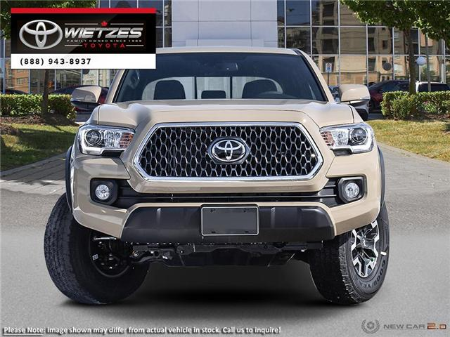 2019 Toyota Tacoma 4x4 Double Cab V6 Auto TRD Off Road (Stk: 67844) in Vaughan - Image 2 of 24
