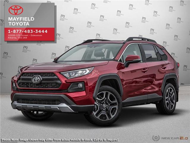 2019 Toyota RAV4 Trail (Stk: 1901019) in Edmonton - Image 1 of 24