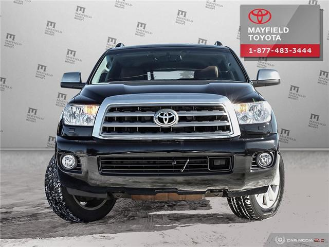 2015 Toyota Sequoia Platinum 5.7L V8 (Stk: 192043) in Edmonton - Image 2 of 20