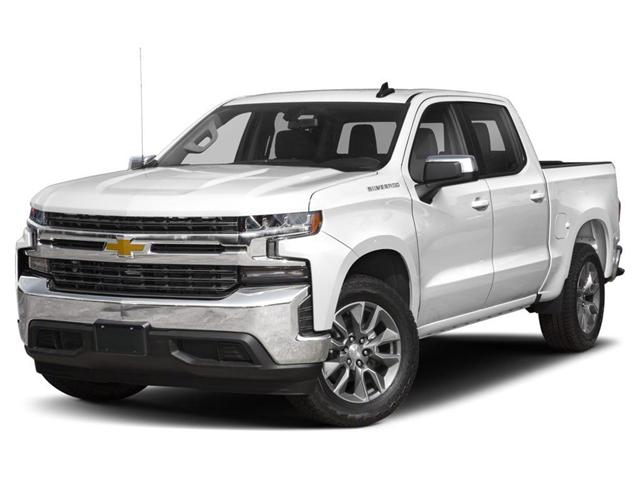 2019 Chevrolet Silverado 1500 Silverado Custom Trail Boss (Stk: 9277738) in Scarborough - Image 1 of 9