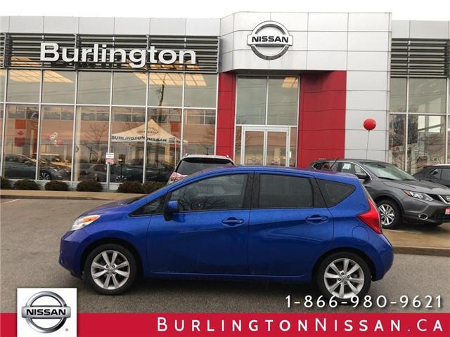 2014 Nissan Versa Note SL (Stk: A6657) in Burlington - Image 1 of 14