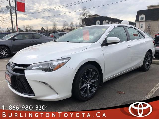 2015 Toyota Camry XSE (Stk: U10400) in Burlington - Image 1 of 19