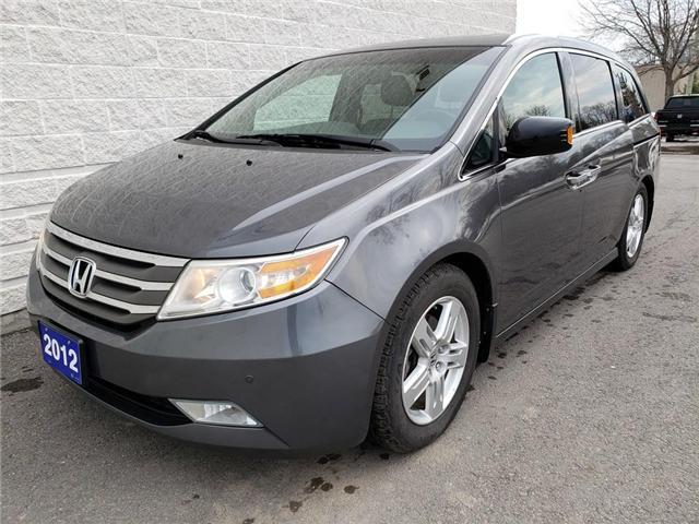 2012 Honda Odyssey Touring (Stk: 19P027) in Kingston - Image 2 of 30