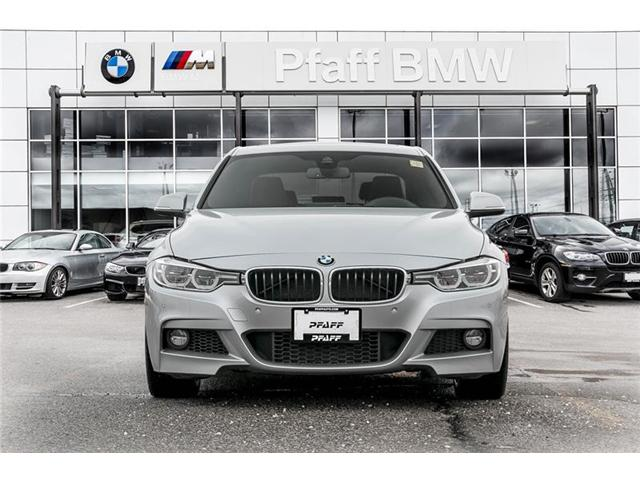 2017 BMW 340i xDrive (Stk: PL21611A) in Mississauga - Image 2 of 22
