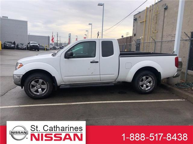 2012 Nissan Frontier  (Stk: P2236) in St. Catharines - Image 1 of 4
