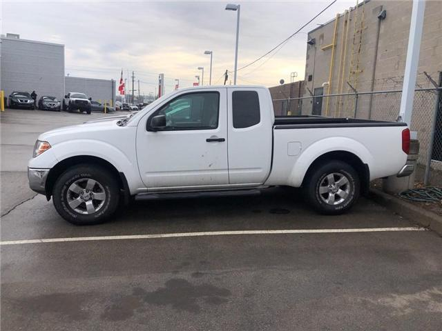 2012 Nissan Frontier  (Stk: P2236) in St. Catharines - Image 2 of 4