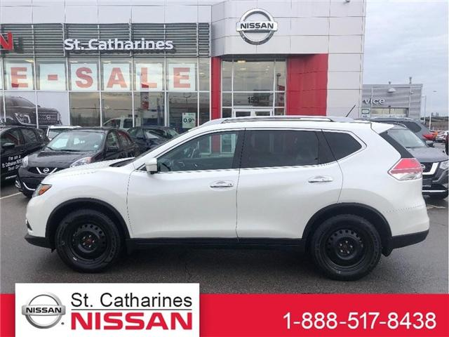2015 Nissan Rogue  (Stk: P2246) in St. Catharines - Image 1 of 21