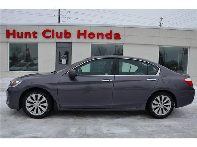 2015 Honda Accord EX-L (Stk: 7012A) in Gloucester - Image 1 of 26