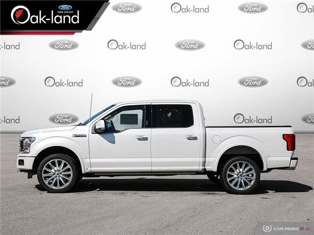 2019 Ford F-150 Limited (Stk: 9T284) in Oakville - Image 2 of 25