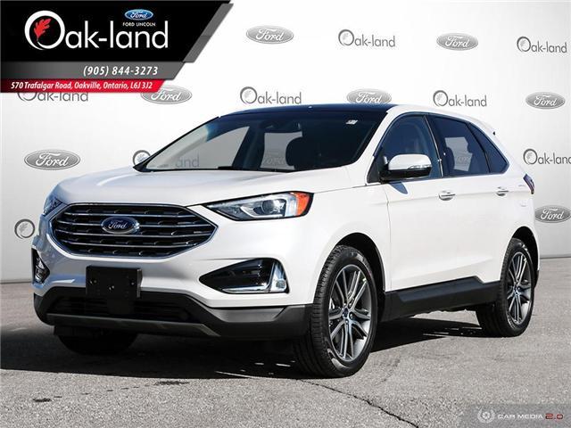 2019 Ford Edge Titanium (Stk: 9D028) in Oakville - Image 1 of 25