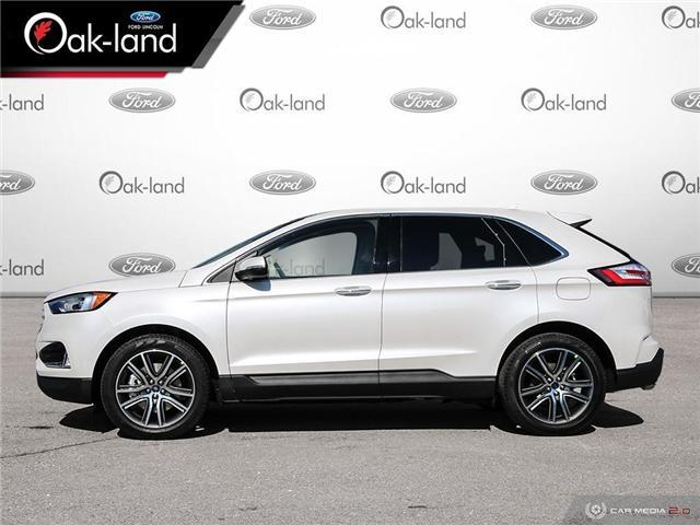 2019 Ford Edge Titanium (Stk: 9D028) in Oakville - Image 2 of 25