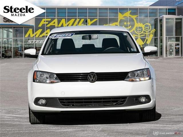 2014 Volkswagen Jetta 2.0L Trendline+ (Stk: D389432A) in Dartmouth - Image 2 of 25