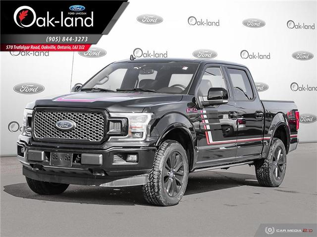2019 Ford F-150 Lariat (Stk: 9T322) in Oakville - Image 1 of 8