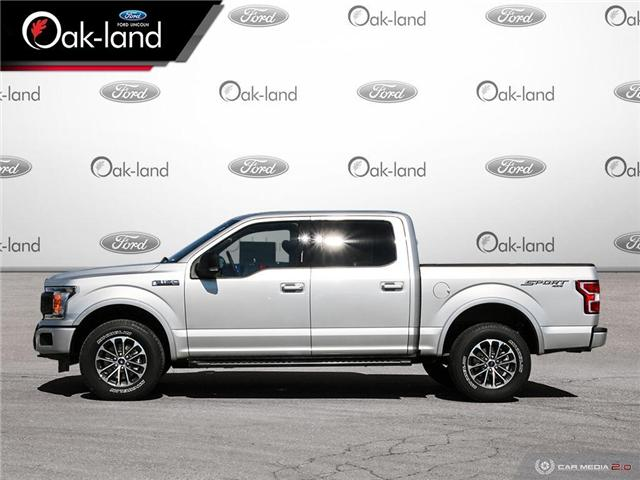 2019 Ford F-150 XLT (Stk: 9T328) in Oakville - Image 2 of 25