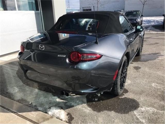 2017 Mazda MX-5 GS (Stk: U0336) in Cobourg - Image 3 of 11