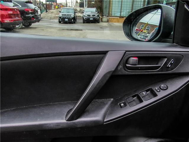 2010 Mazda Mazda3 GX (Stk: T19305) in Toronto - Image 7 of 16