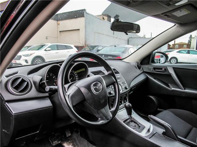 2010 Mazda Mazda3 GX (Stk: T19305) in Toronto - Image 8 of 16