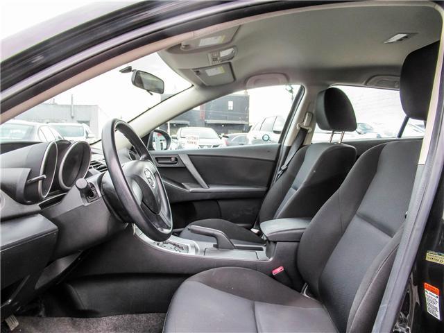 2010 Mazda Mazda3 GX (Stk: T19305) in Toronto - Image 9 of 16