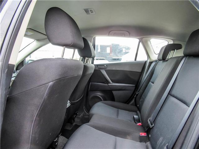 2010 Mazda Mazda3 GX (Stk: T19305) in Toronto - Image 10 of 16