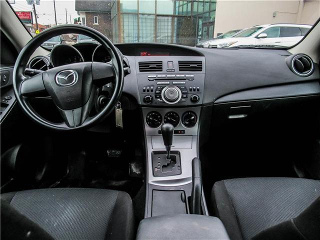 2010 Mazda Mazda3 GX (Stk: T19305) in Toronto - Image 11 of 16