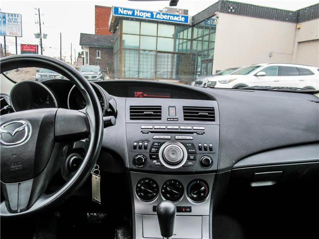 2010 Mazda Mazda3 GX (Stk: T19305) in Toronto - Image 13 of 16