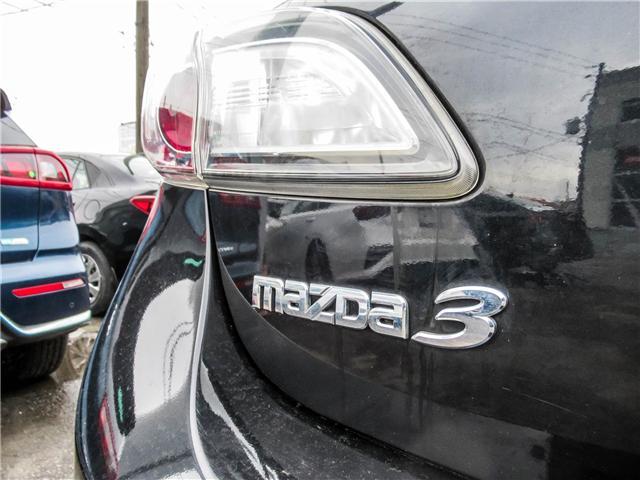 2010 Mazda Mazda3 GX (Stk: T19305) in Toronto - Image 15 of 16
