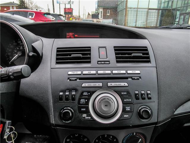 2010 Mazda Mazda3 GX (Stk: T19305) in Toronto - Image 16 of 16