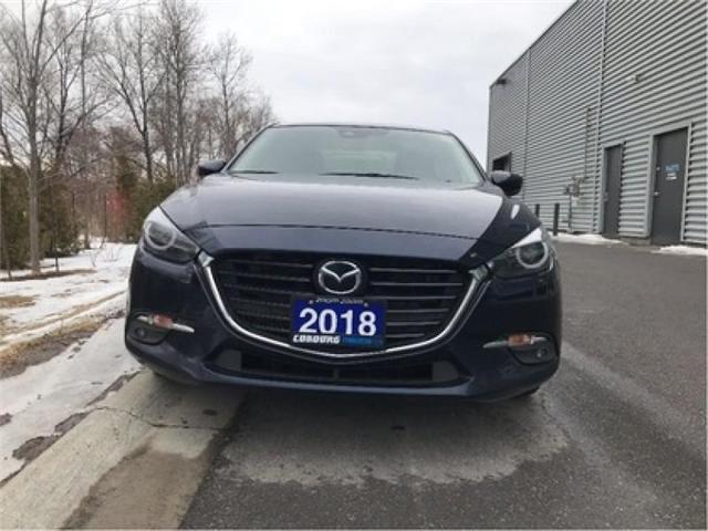2018 Mazda Mazda3 GT (Stk: 19084A) in Cobourg - Image 12 of 13