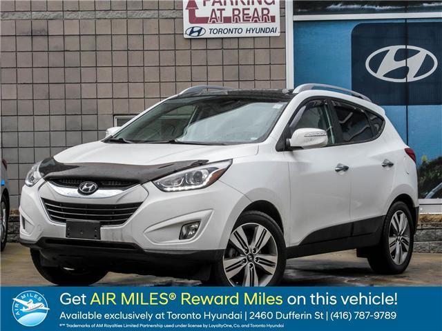 2014 Hyundai Tucson Limited (Stk: U06344) in Toronto - Image 1 of 25
