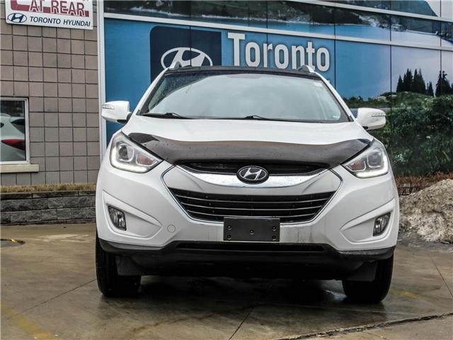 2014 Hyundai Tucson Limited (Stk: U06344) in Toronto - Image 2 of 25