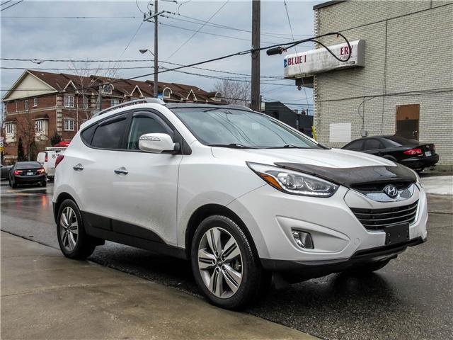 2014 Hyundai Tucson Limited (Stk: U06344) in Toronto - Image 3 of 25