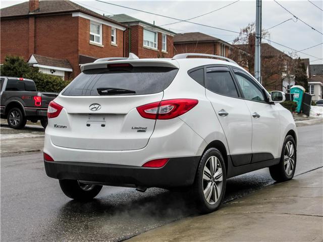 2014 Hyundai Tucson Limited (Stk: U06344) in Toronto - Image 4 of 25