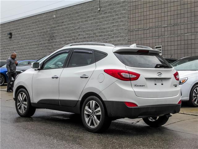 2014 Hyundai Tucson Limited (Stk: U06344) in Toronto - Image 6 of 25