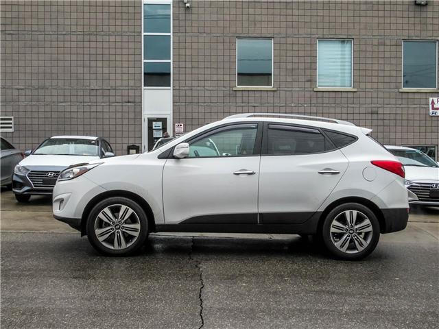 2014 Hyundai Tucson Limited (Stk: U06344) in Toronto - Image 7 of 25