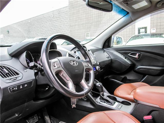 2014 Hyundai Tucson Limited (Stk: U06344) in Toronto - Image 9 of 25